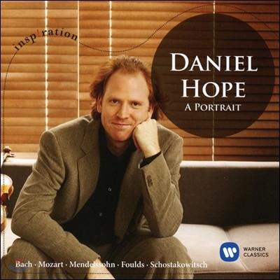 Daniel Hope 포트레이트 - 다니엘 호프 베스트 (A Portrait)