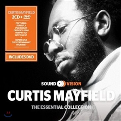 Curtis Mayfield (커티스 메이필드) - The Essential Collection