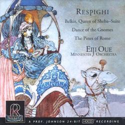Eiji Oue 레스피기: 관현악 모음집 (Respighi: Orchestral Works)