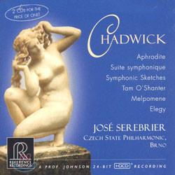 Jose Serebrier 조지 채드윅: 교향적 스케치, 아프로디테 (George Chadwick: Symphonic Sketches, Aphrodite)