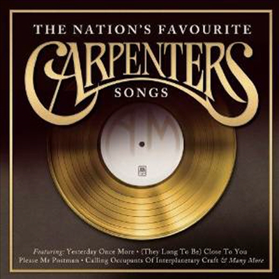 Carpenters - The Nation's Favourite Carpenters Songs