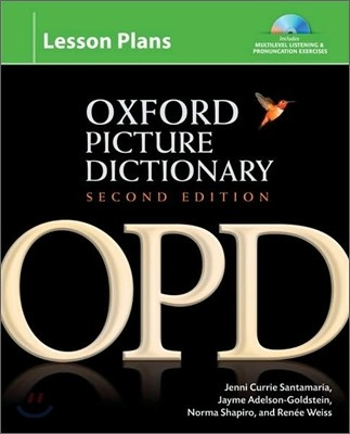 Oxford Picture Dictionary Lesson Plans, 2/E