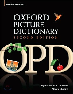 Oxford Picture Dictionary : Monolingual, 2/E