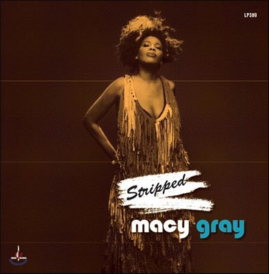 Macy Gray (메이시 그레이) - Stripped [LP]