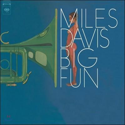 Miles Davis (마일즈 데이비스) - Big Fun (빅 펀) [2LP]