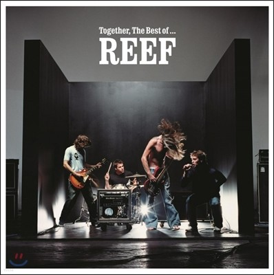 Reef (리프) - Together: Best Of the Reef (투게더: 베스트 앨범) [LP]