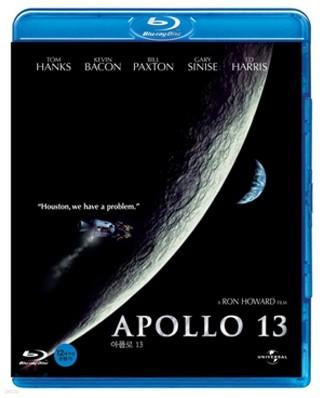 아폴로 13 (보정판) : 블루레이