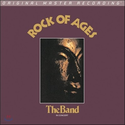 The Band (더 밴드) - Rock of Ages: The Band in Concert (1971년 Academy of Music 라이브) [SACD Hybrid]