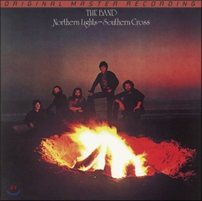 The Band (더 밴드) - 6집 Northern Lights-Southern Cross [SACD Hybrid]