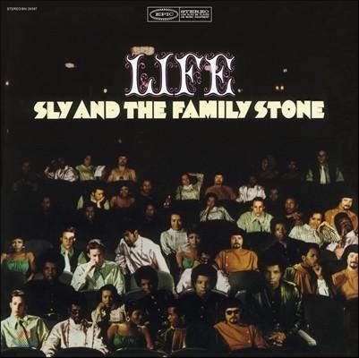 Sly And The Family Stone (슬라이 앤 더 패밀리 스톤) - Life [LP]