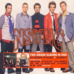 Nsync - Jive Holidays (2집+3집+VCD 합본)