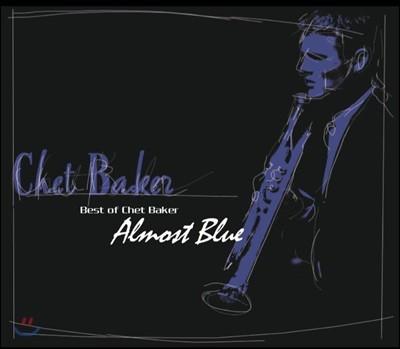 Chet Baker - Almost Blue: Best Of Chet Baker 쳇 베이커 베스트 라이브 녹음 모음집