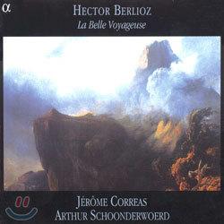 Jerome Correas 베를리오즈: 가곡집 (Hector Berlioz: La Belle Voyageuse)