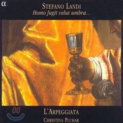 L'Arpeggiata 스테파노 란디 작품집 (Stefano Landi: Homo fugit velut umbra...)