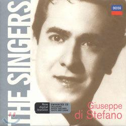 The Singers - Giuseppe Di Stefano