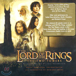 The Lord Of The Rings 2 : The Two Tower (반지의 제왕 2: 두개의 탑) OST