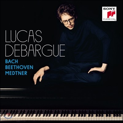 Lucas Debargue 바흐 / 베토벤 / 메트너: 피아노 작품집 - 토카타와 푸가, 피아노 소나타 - 뤼카 드바르그 (J.S. Bach / Beethoven / Medtner)