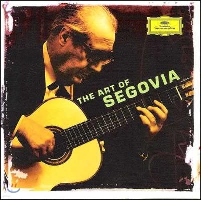Andres Segovia 안드레스 세고비아 - 바로크 및 스페인 기타 작품집
