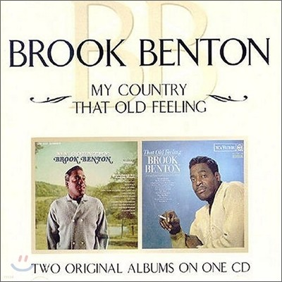 Brook Benton - My Country + That Old Feeling