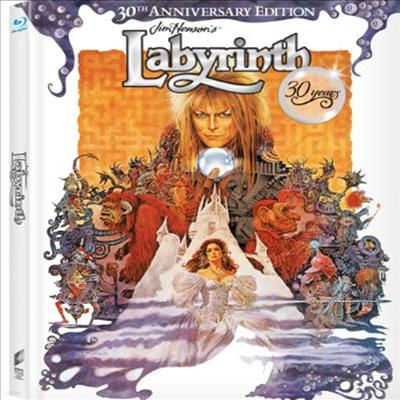 Labyrinth (30th Anniversary Edition) (라비린스) (Blu-ray)