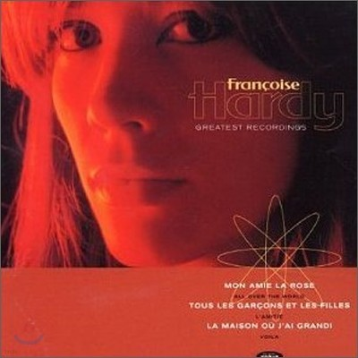Francoise Hardy - Greatest Hits