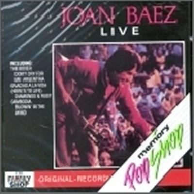 Joan Baez - Live