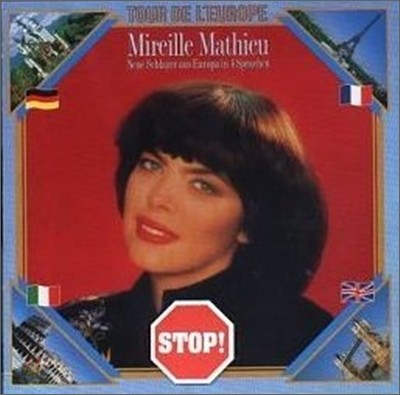 Mireille Mathieu - Tour De L'europe