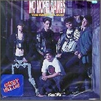 New Kids On The Block - No More Games: Remix Album