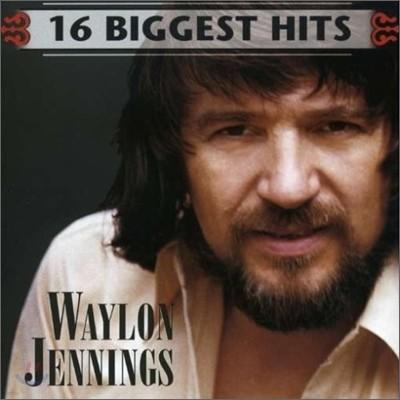 Waylon Jennings - 16 Biggest Hits