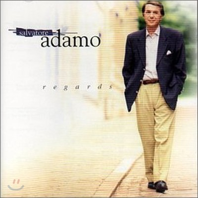 Salvatore Adamo - Regards