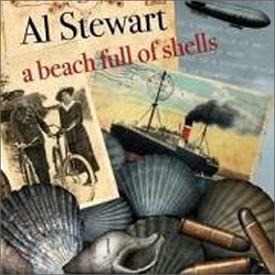 Al Stewart - Beach Full Of Shells