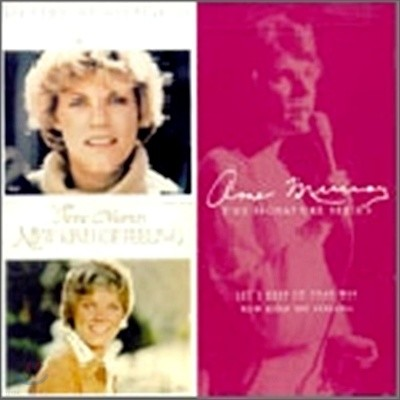 Anne Murray - Let's Keep It That Way + New Kind Of Feeling