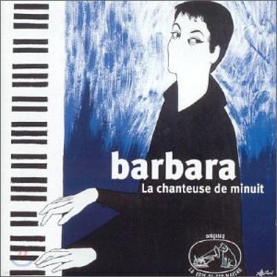 Barbara - La Chanteuse De Minuit