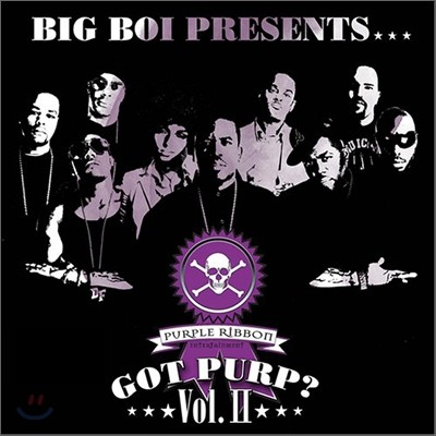Big Boi Presents... - Big Boi Presents..Got Purp?
