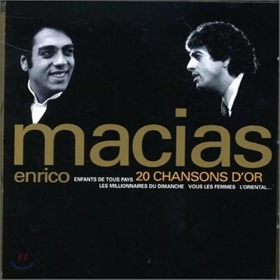 Enrico Macias - 20 Chansons D'or