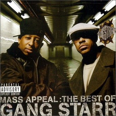 Gang Starr - Mass Appeal: Best Of Gang Starr