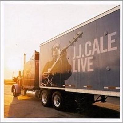 J.J. Cale - J.J. Cale Live