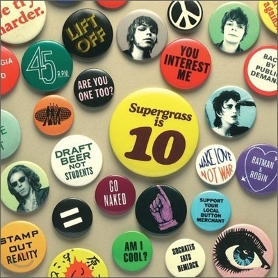 Supergrass - Best Of 94-04