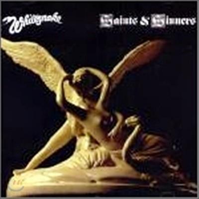 Whitesnake - Saints & Sinners (Remaster)
