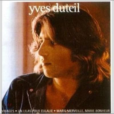 Yves Duteil - L'ecritoire