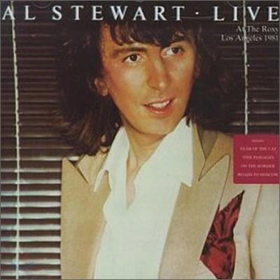 Al Stewart - Live