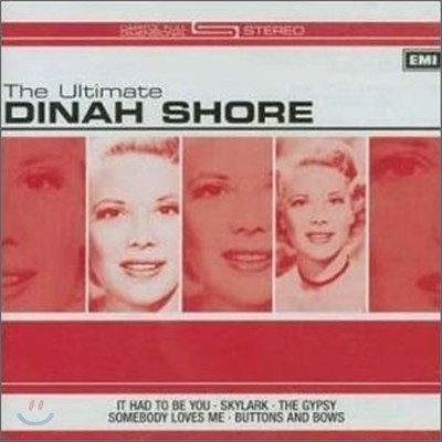 Dinah Shore - Ultimate Dinah Shore