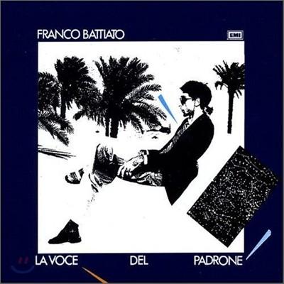Franco Battiato - La Voce Del Padrone