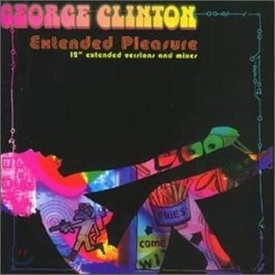 George Clinton - Extended Pleasure