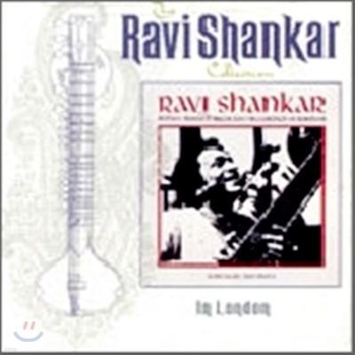 Ravi Shankar - In London
