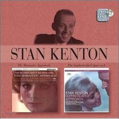 Stan Kenton - Romantic Approach + Sophisticated Approach