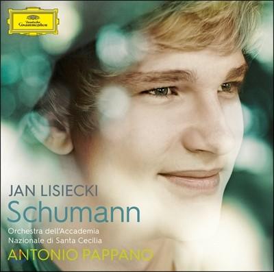 Jan Lisiecki 슈만: 피아노 협주곡, 어린이 정경 (Schumann: Piano Concerto, Kinderszenen) 얀 리시에츠키