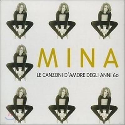 Mina - Le Canzoni D'amore Degli Anni 60