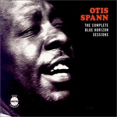 Otis Spann - Complete Blue Horizon Sesseion