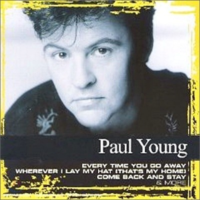 Paul Young - Collections